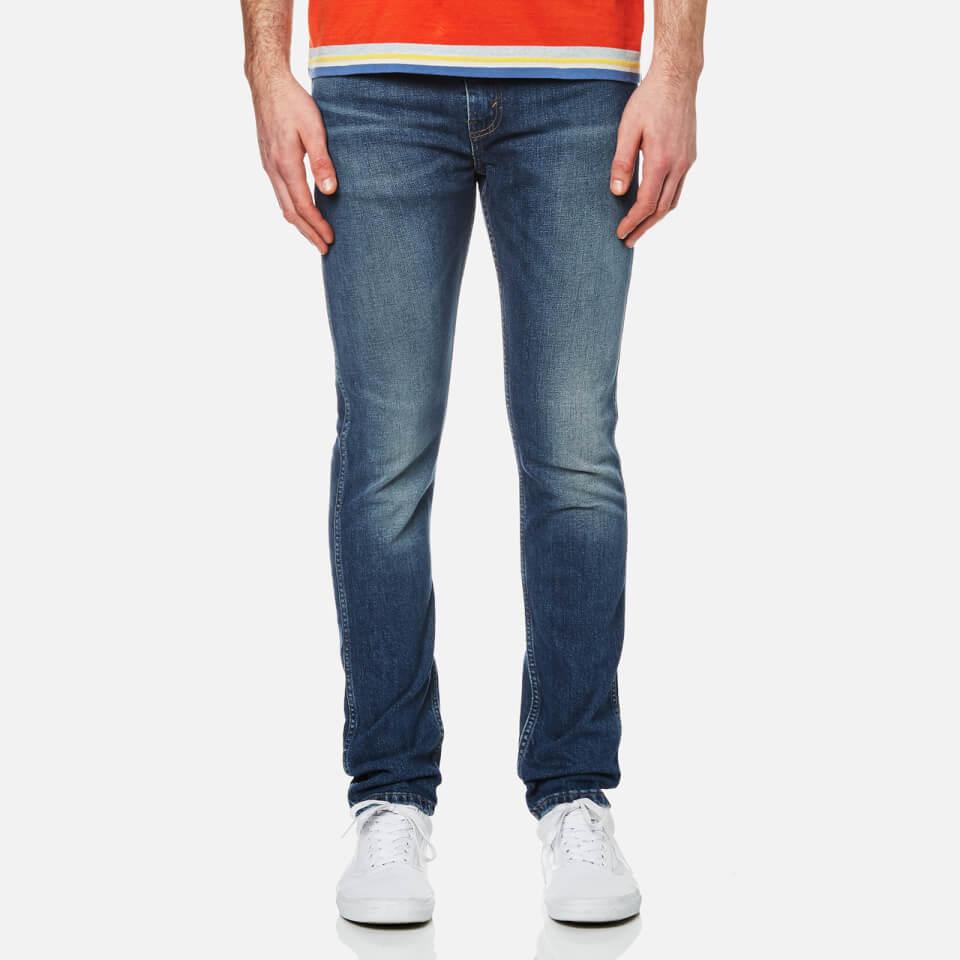 Levis Orange Tab Mens 510 Skinny Fit Jeans Willie W36/l32
