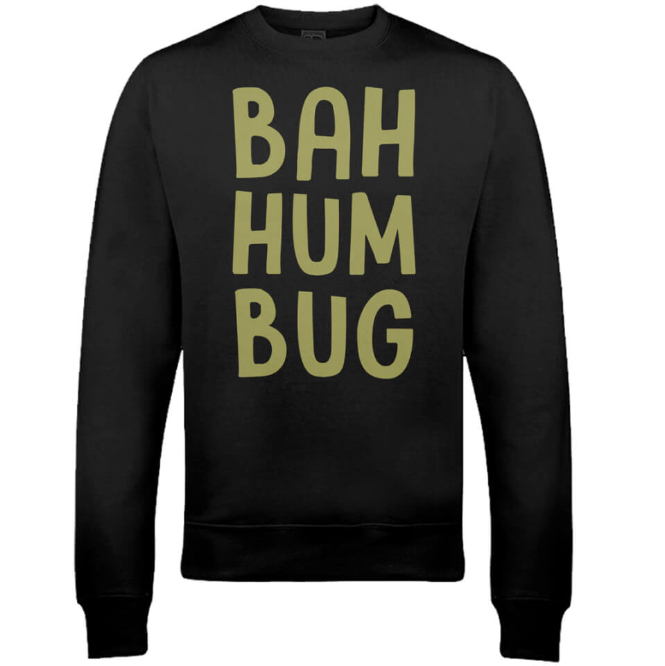 bah-hum-bug-christmas-sweatshirt-black-s