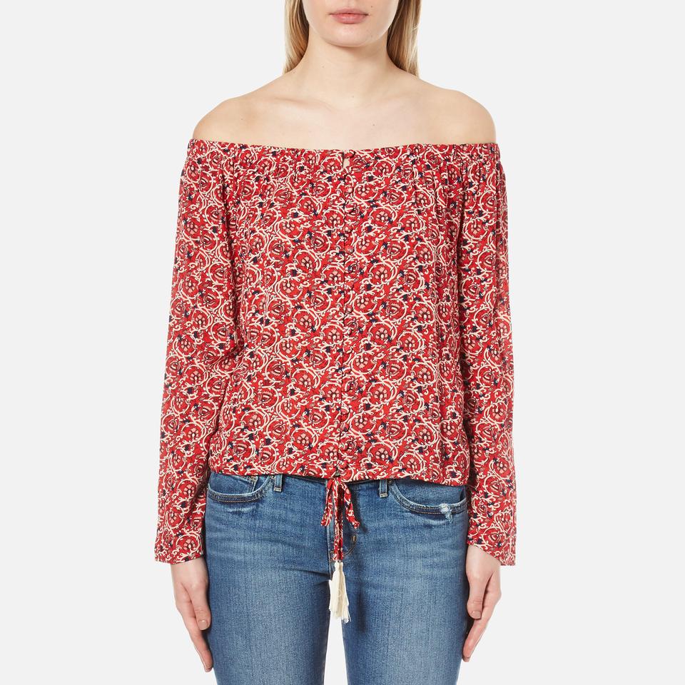 minkpink-women-wanderlust-blouse-multi-xs
