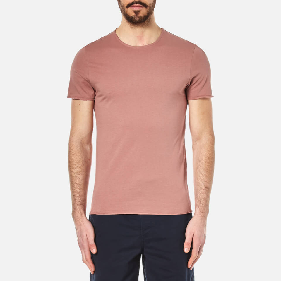 selected-homme-men-tone-o-neck-t-shirt-burlwood-s