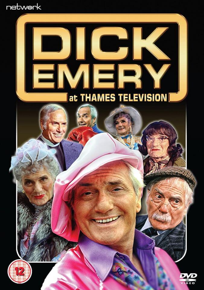 dick-emery-at-thames-television