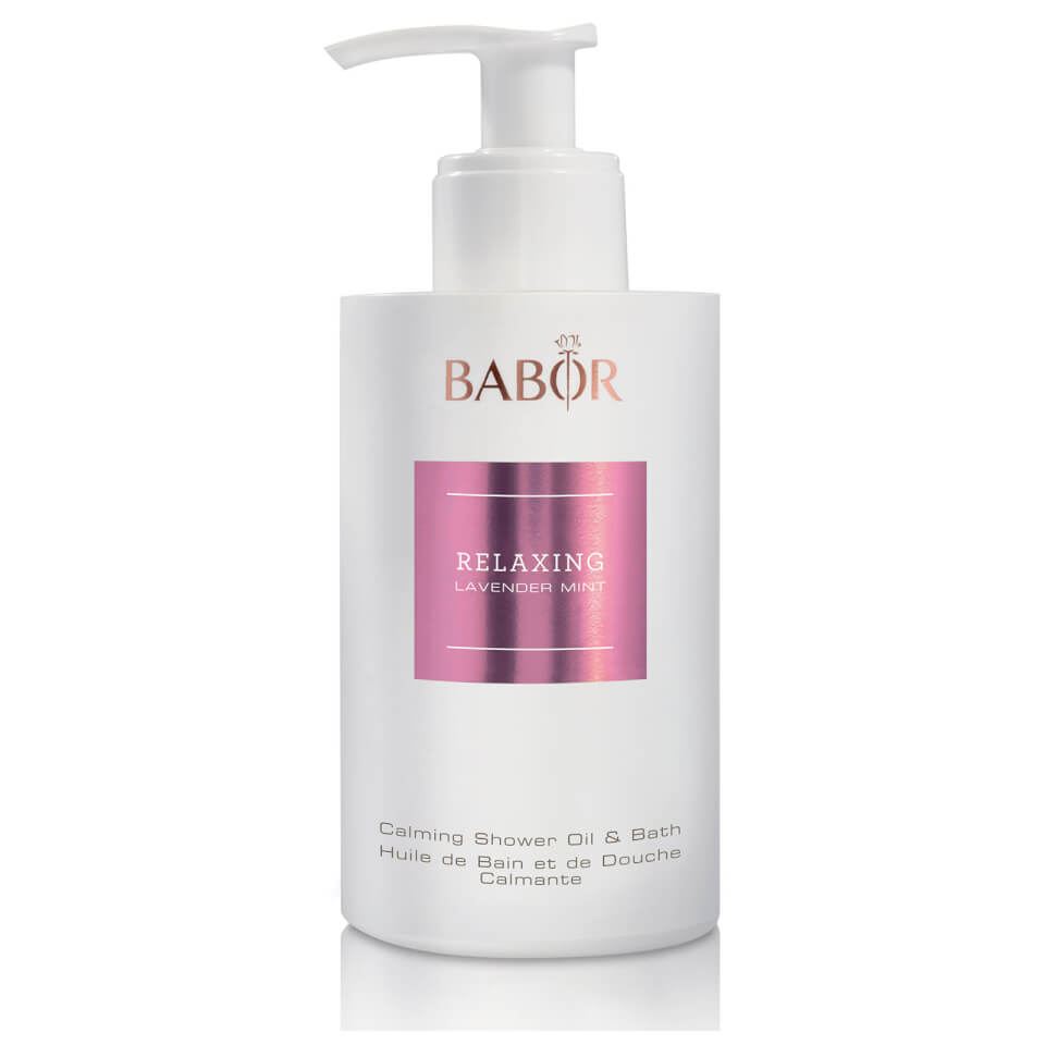 babor-calming-shower-bath-oil-200ml