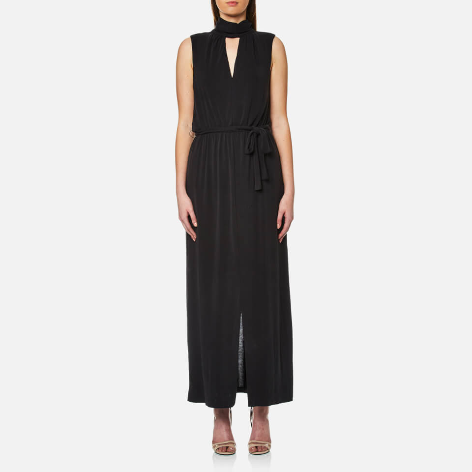 Selected Femme Womens Holly Maxi Dress Black M