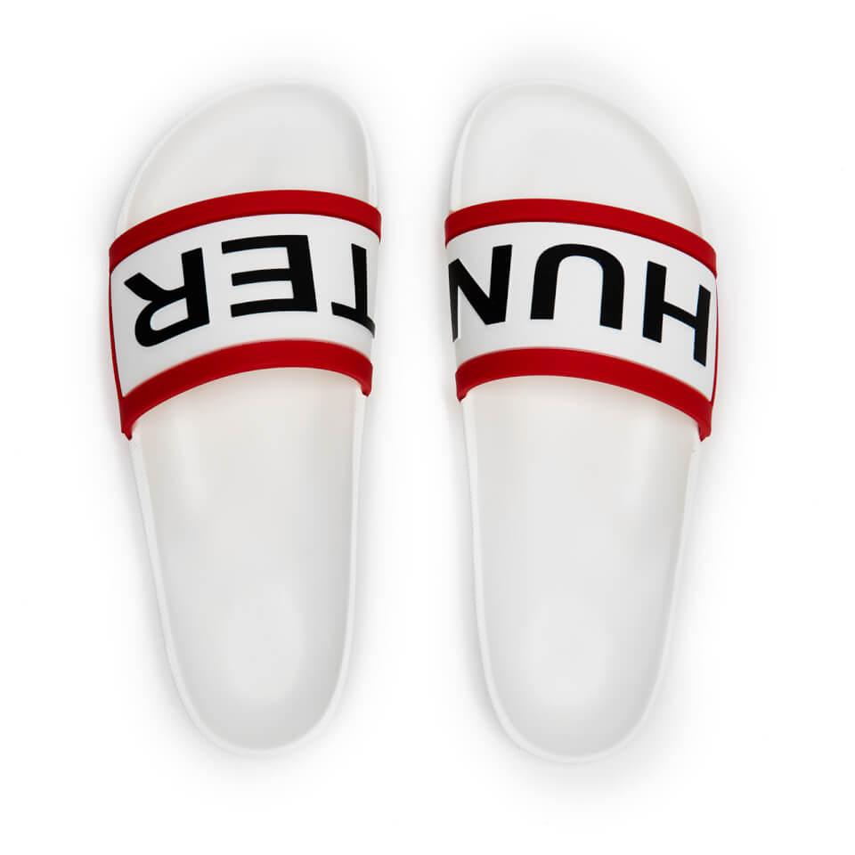 hunter-men-original-slide-sandals-white-7