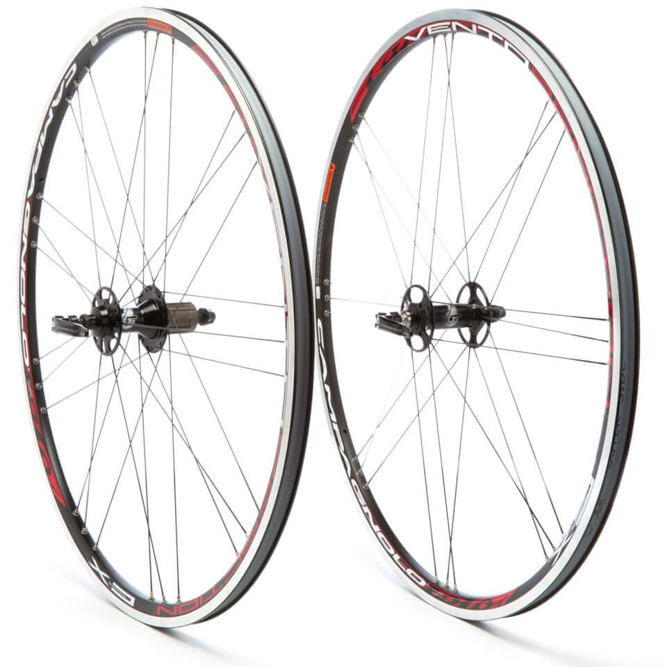 campagnolo vento reaction cx clincher wheelset