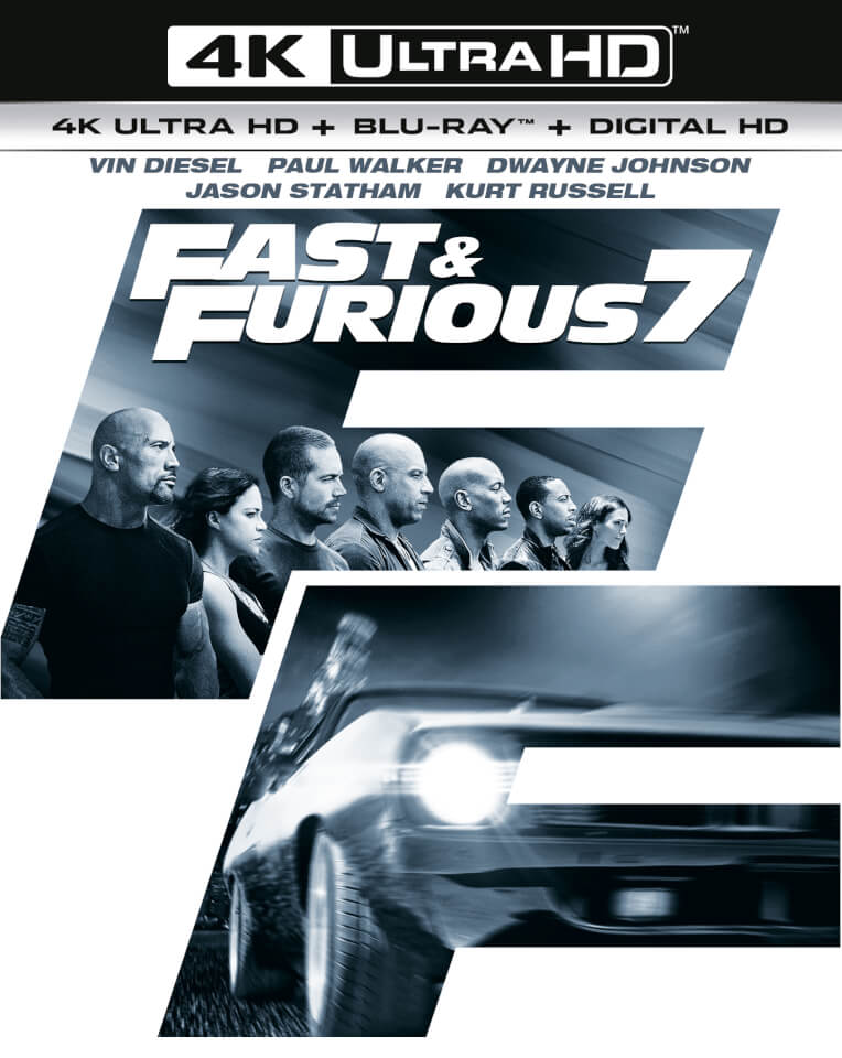 Fast and furious 7 blu ray release date in Australia