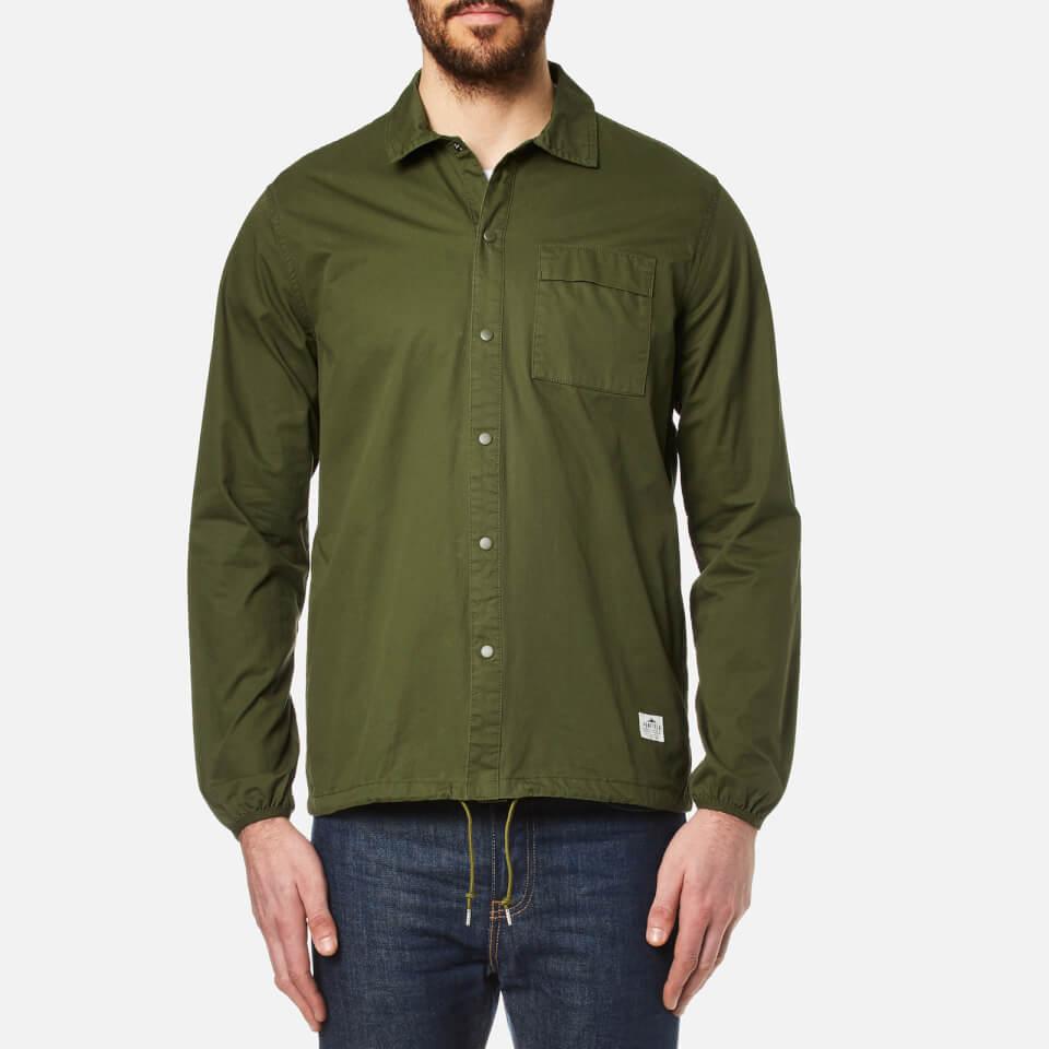 penfield-men-blackstone-drawstring-hem-shirt-olive-m