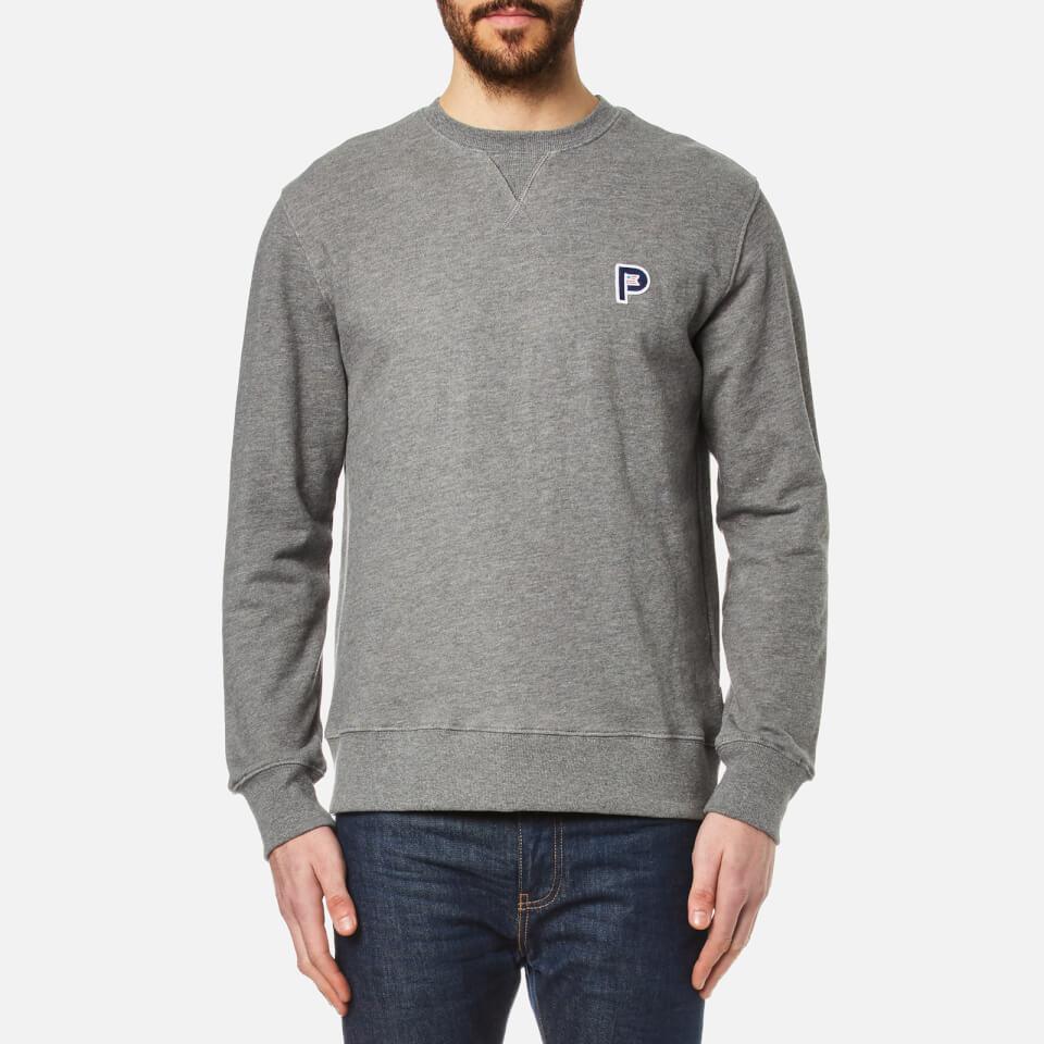 penfield-men-redlands-crew-neck-sweatshirt-grey-m