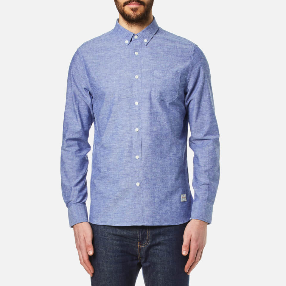 penfield-men-hadley-long-sleeve-shirt-blue-m