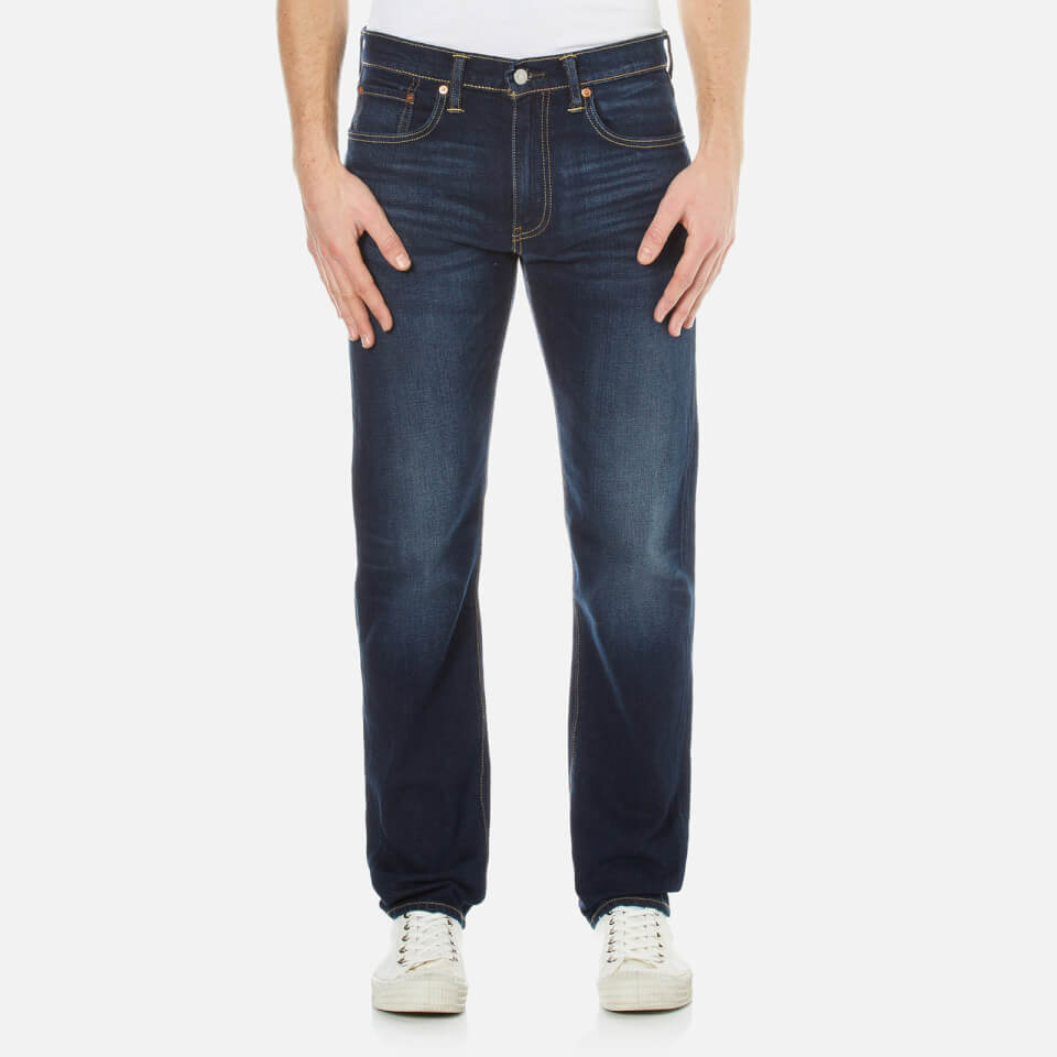 Levis Mens 502 Regular Tapered Jeans City Park W30/l34