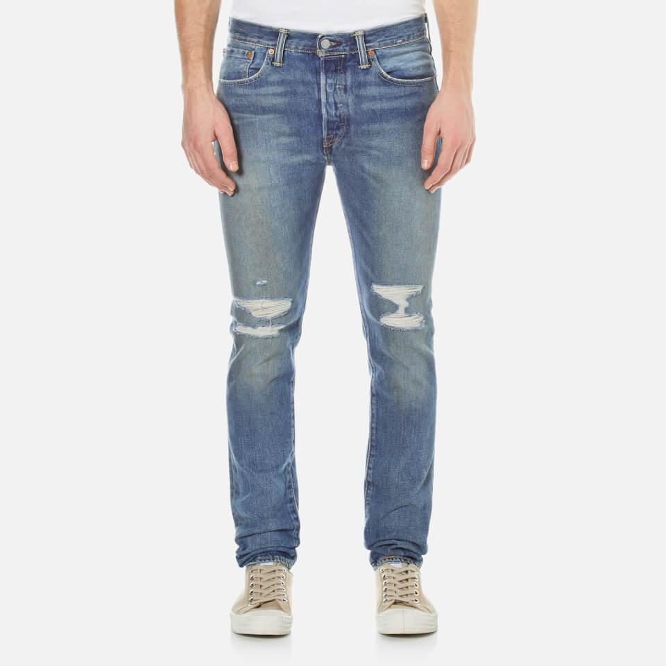 levi 39 s men 39 s 501 skinny jeans bad boy free uk delivery over 50. Black Bedroom Furniture Sets. Home Design Ideas