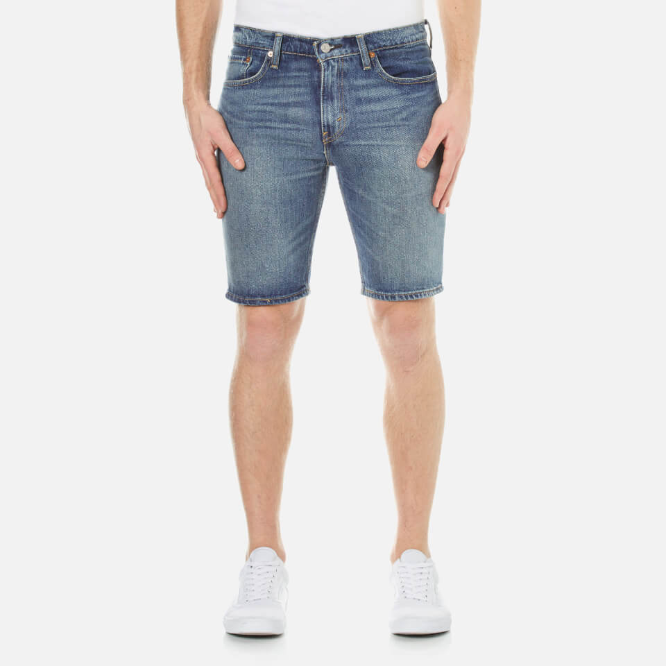Levi's Men's 511 Slim Hemmed Short Jeans