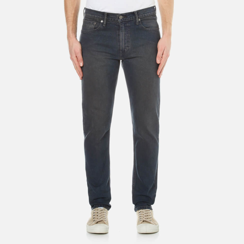 Levis Mens 512 Slim Tapered Jeans Five Striped Sparrow W36/l34