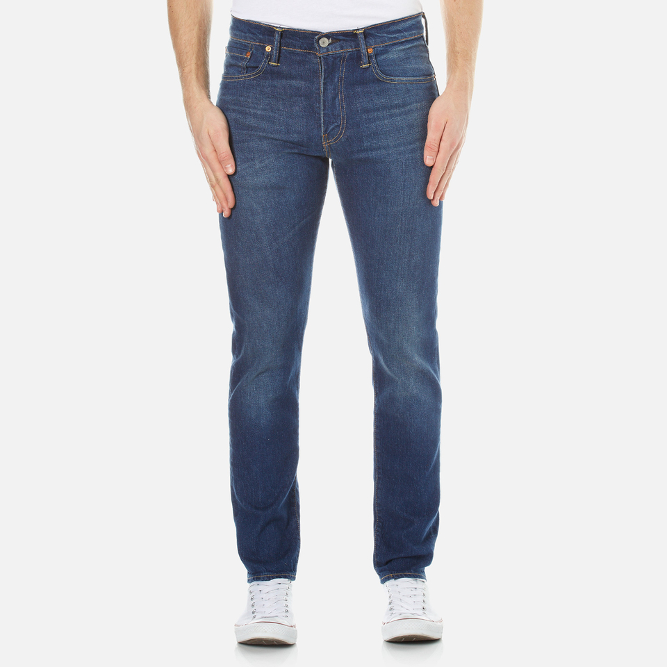 Levis Mens 512 Slim Tapered Jeans Glastonbury W36/l34