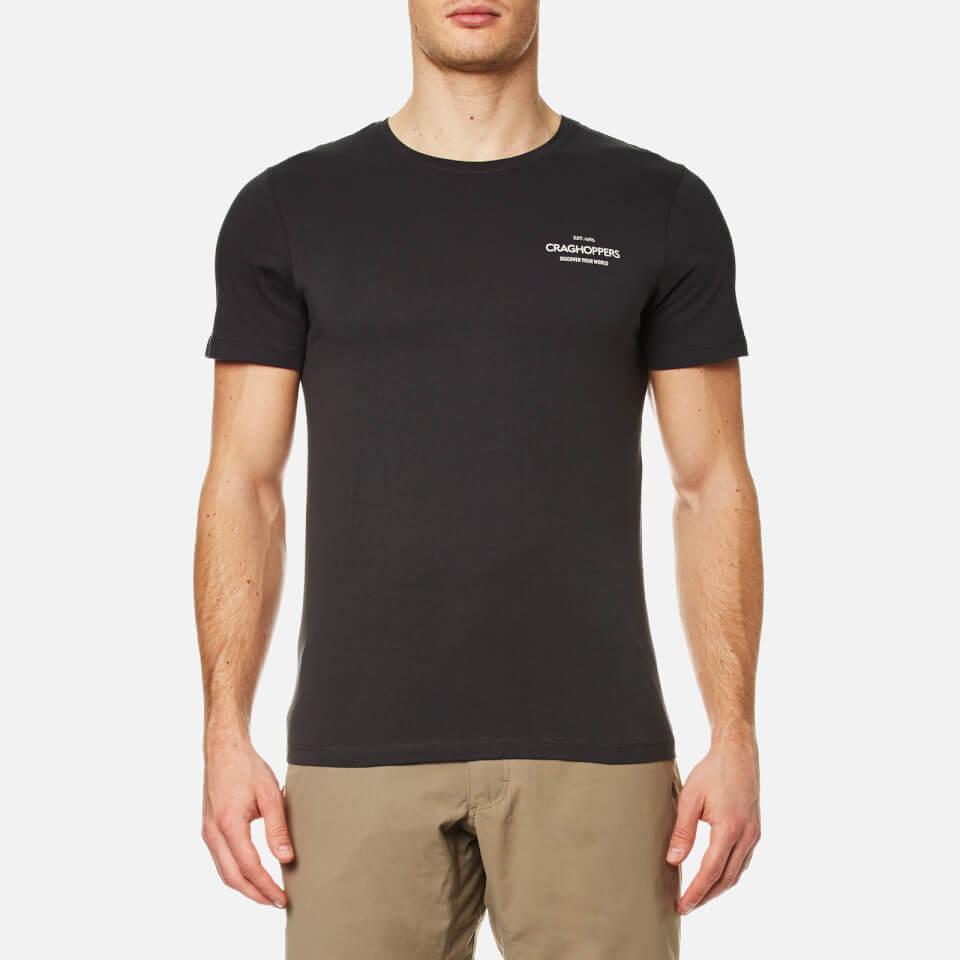 craghoppers-men-eastlake-small-logo-short-sleeve-t-shirt-black-pepper-s