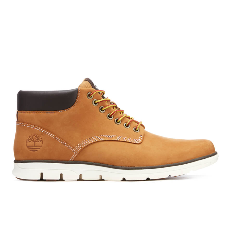 Timberland Men's Bradstreet Chukka Leather Boots - Wheat - UK 9