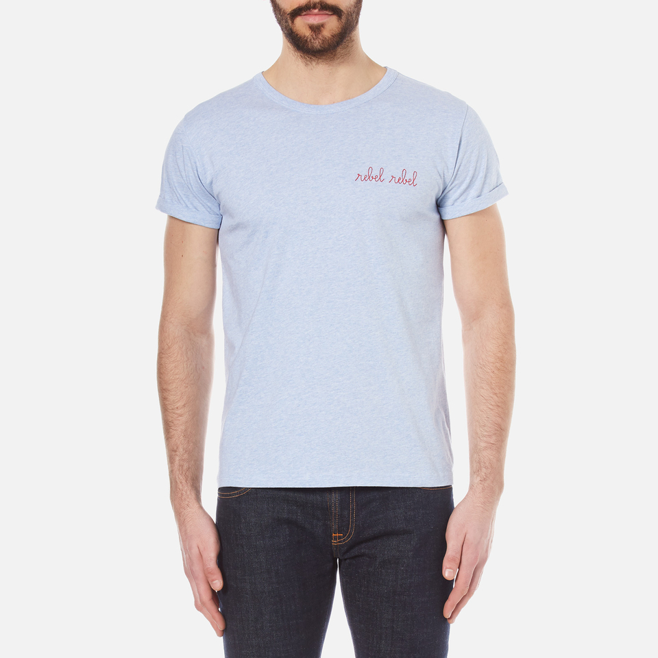 maison-labiche-men-rebel-rebel-t-shirt-sky-blue-xl