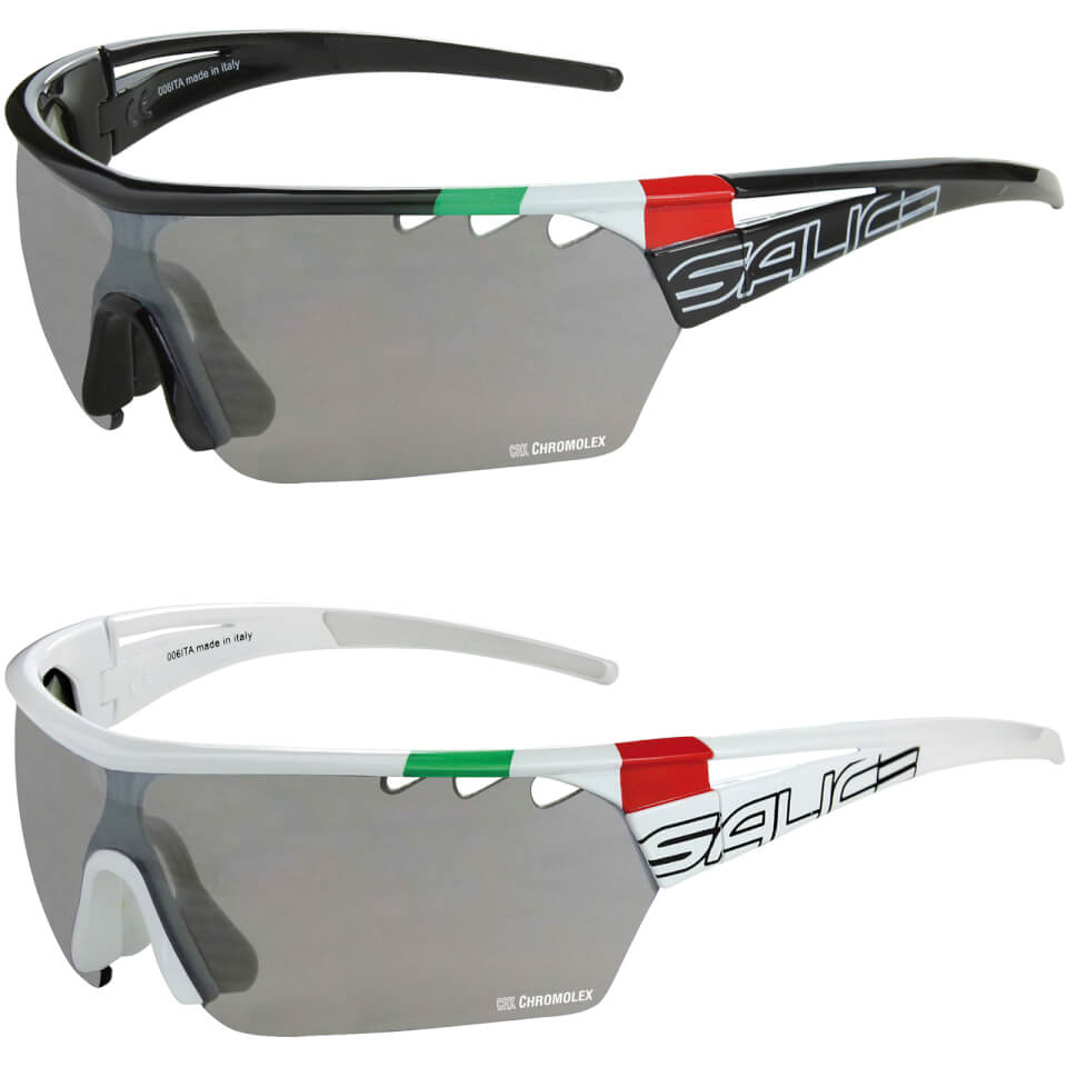 Salice 006 Italian Edition CRX Photochromic Sunglasses | Glasses
