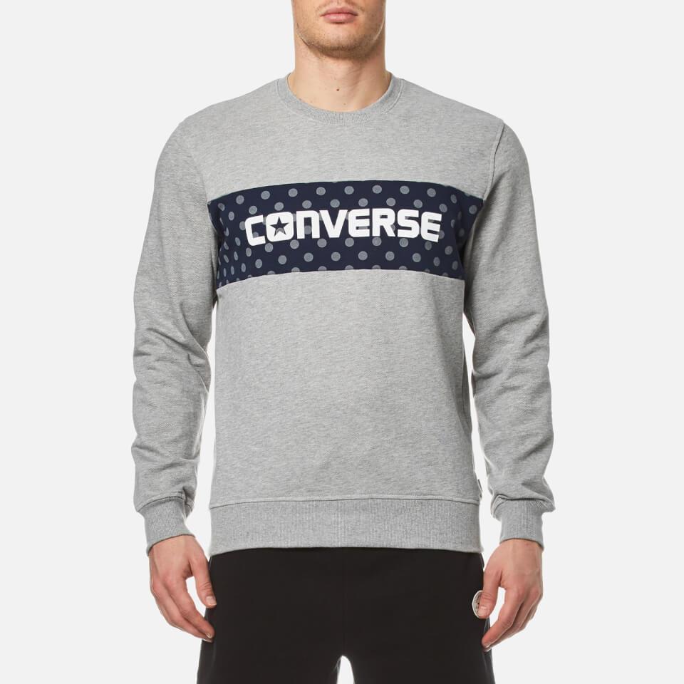 converse-men-dots-pattern-crew-sweatshirt-vintage-grey-heather-s