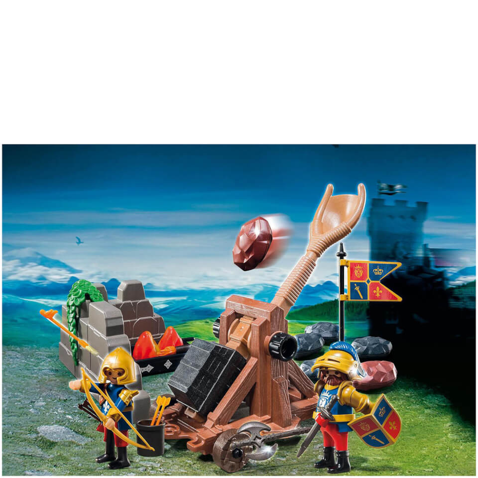playmobil-royal-lion-knight-catapult-6039
