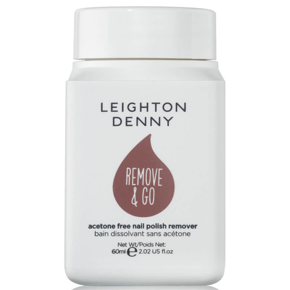 Leighton Denny Remove and Go Polish Remover – Mango