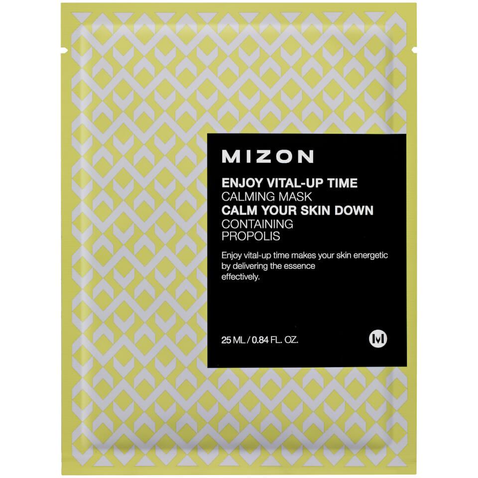 mizon-enjoy-vital-up-time-calming-mask-set-30g