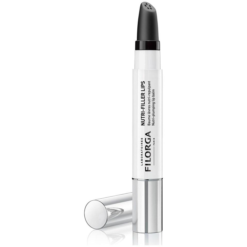 Nutri-Filler Lips Nutri-Plumping Lip Balm  4g/0.14oz Natural Skin Care Aloe Vera Foaming Moisture Cleanser - 5 oz. by DeVita (pack of 1)