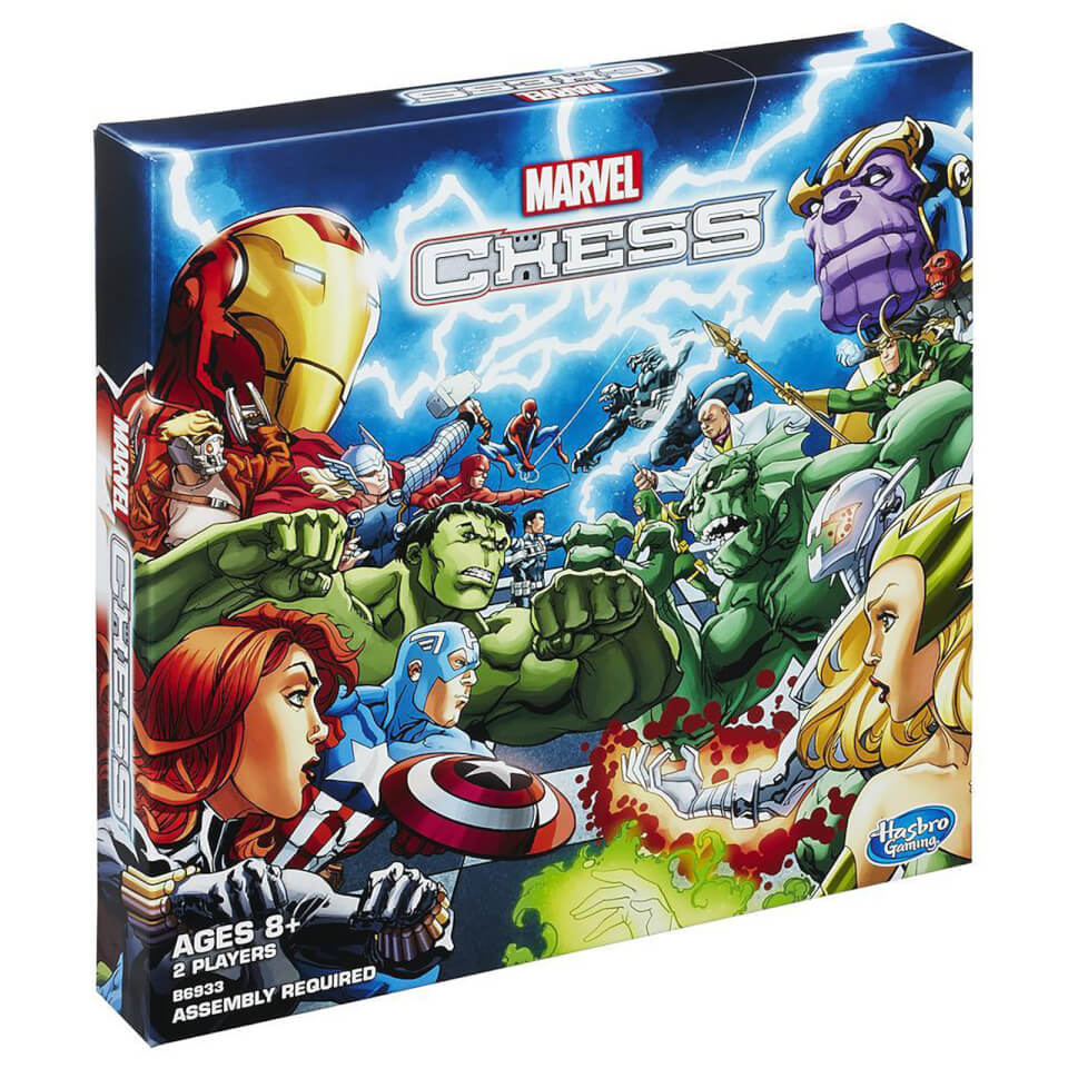 Marvel Chess Game