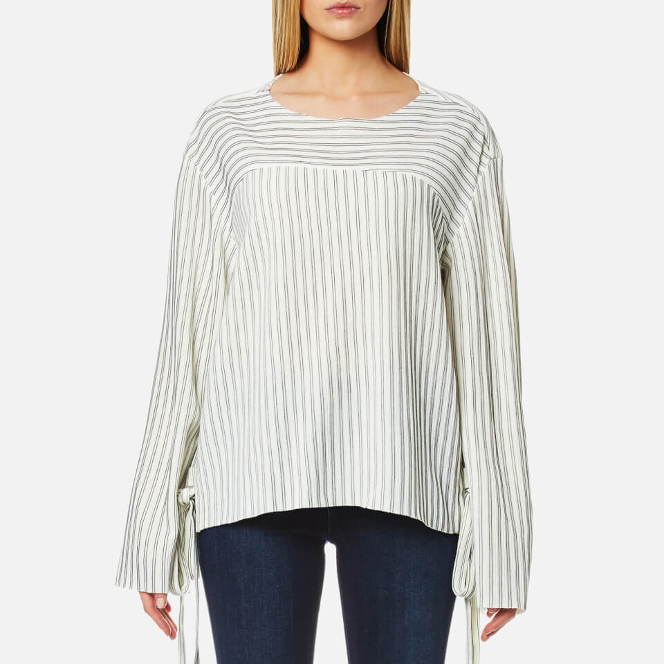house-of-sunny-women-lace-up-stripe-top-stripp-6