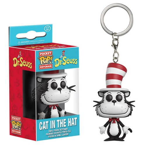 dr-seuss-cat-in-the-hat-pocket-pop-key-chain