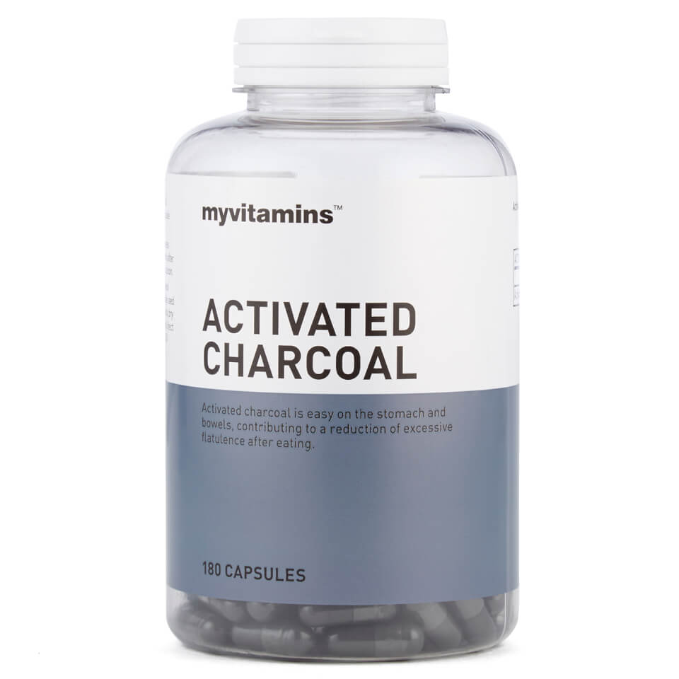 Buy Activated Charcoal Myvitamins Uk