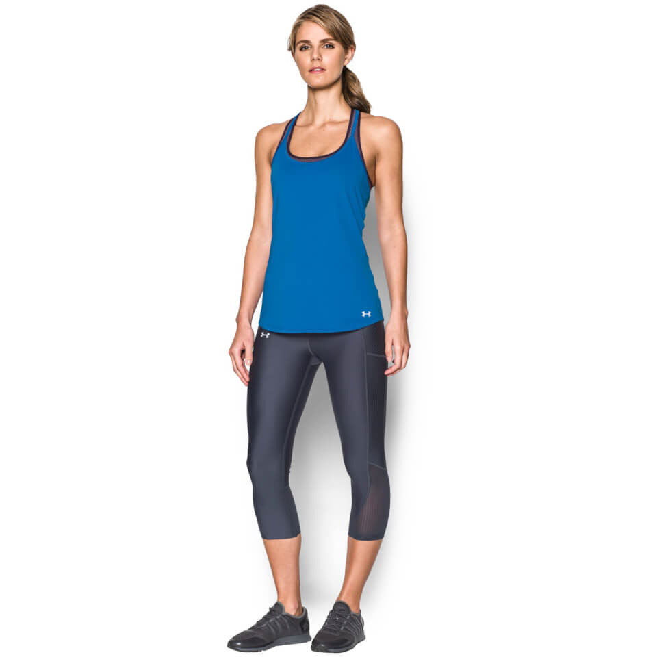 Mediterranean Clothes Style: Under Armour Women's Fly By Racerback Run Tank