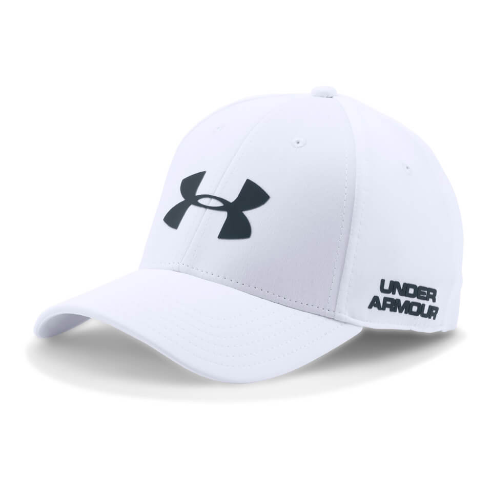 under-armour-men-golf-headline-cap-white-m-l