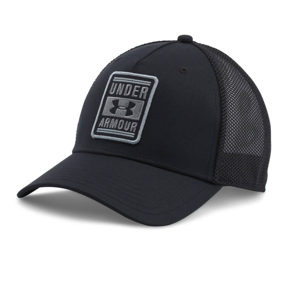 under-armour-men-trucker-low-crown-cap-black-steel
