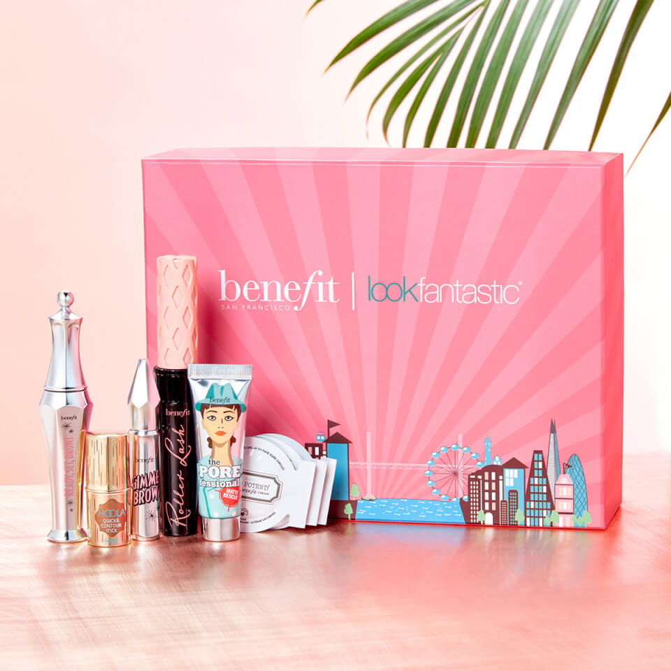 lookfantastic-x-benefit-edition-beauty-box