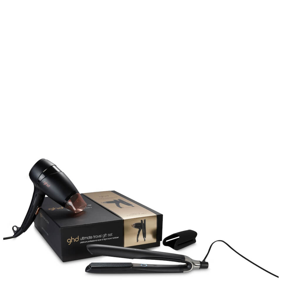 ghd-ultimate-travel-ghd-platinum-with-ghd-flight-travel-hair-dryer-gift-set