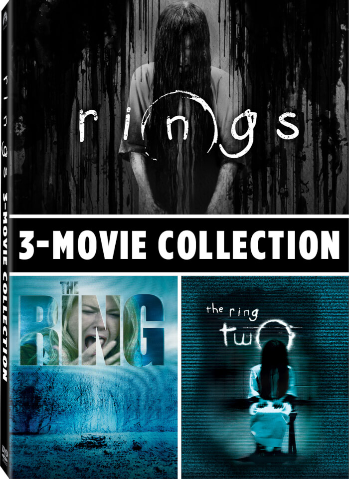 Rings Box Set Dvd Zavvi