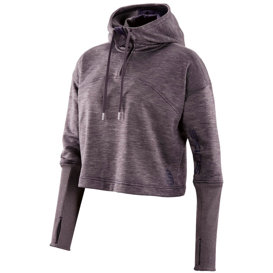 skins-plus-women-wireless-tech-fleece-cropped-hoody-haze-marle-xs-purple
