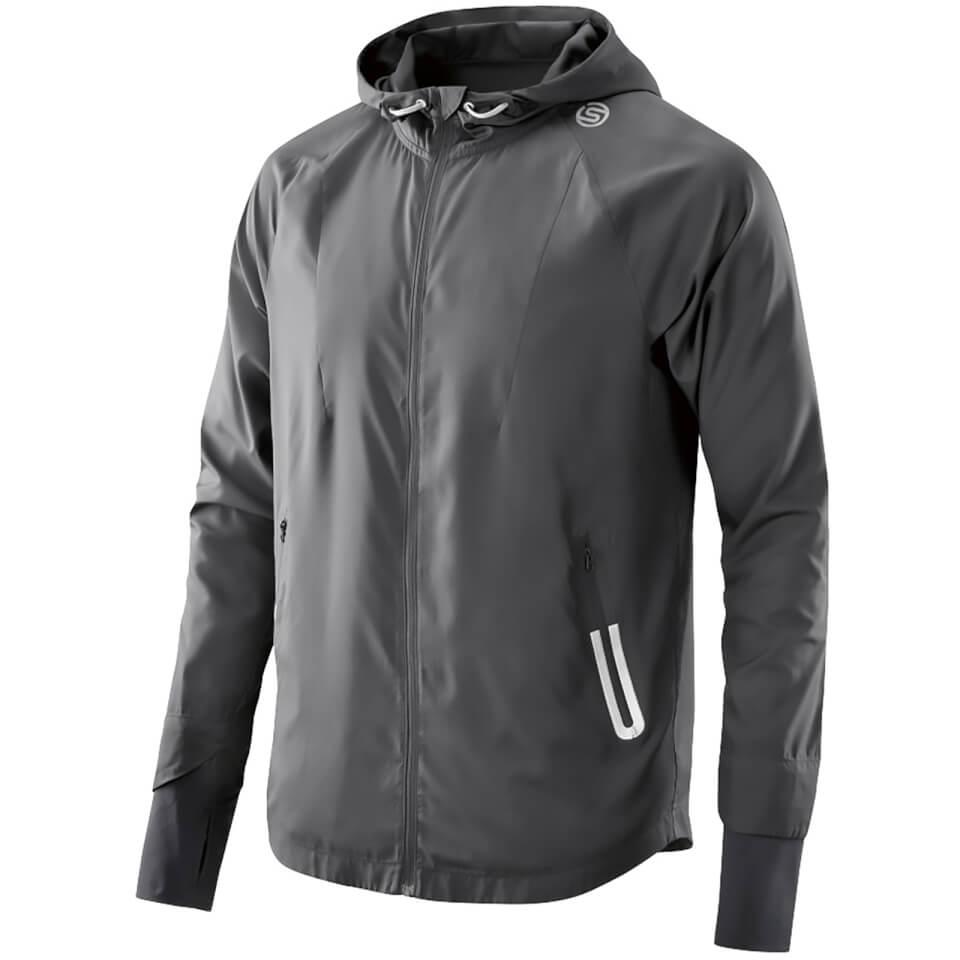 Skins Plus Mens Lightweight Packable Jacket Tarmac S