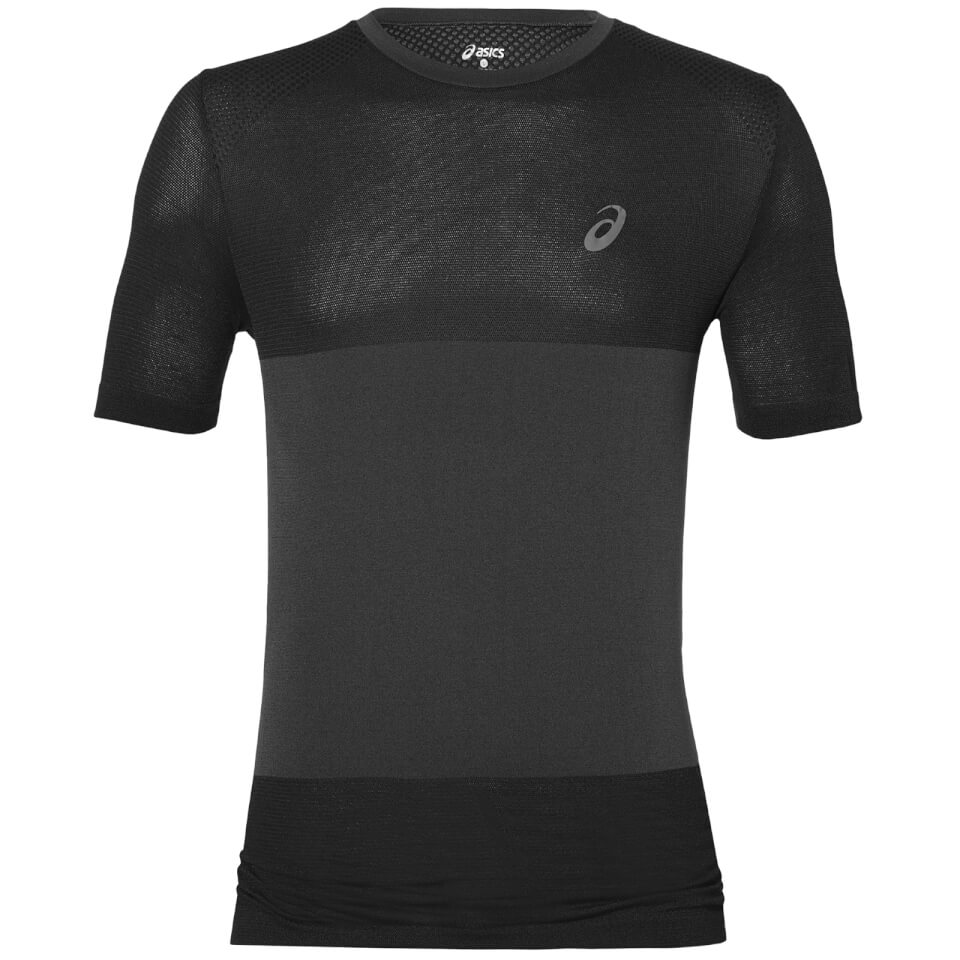 asics-men-fuze-x-seamless-run-t-shirt-dark-grey-m-grey