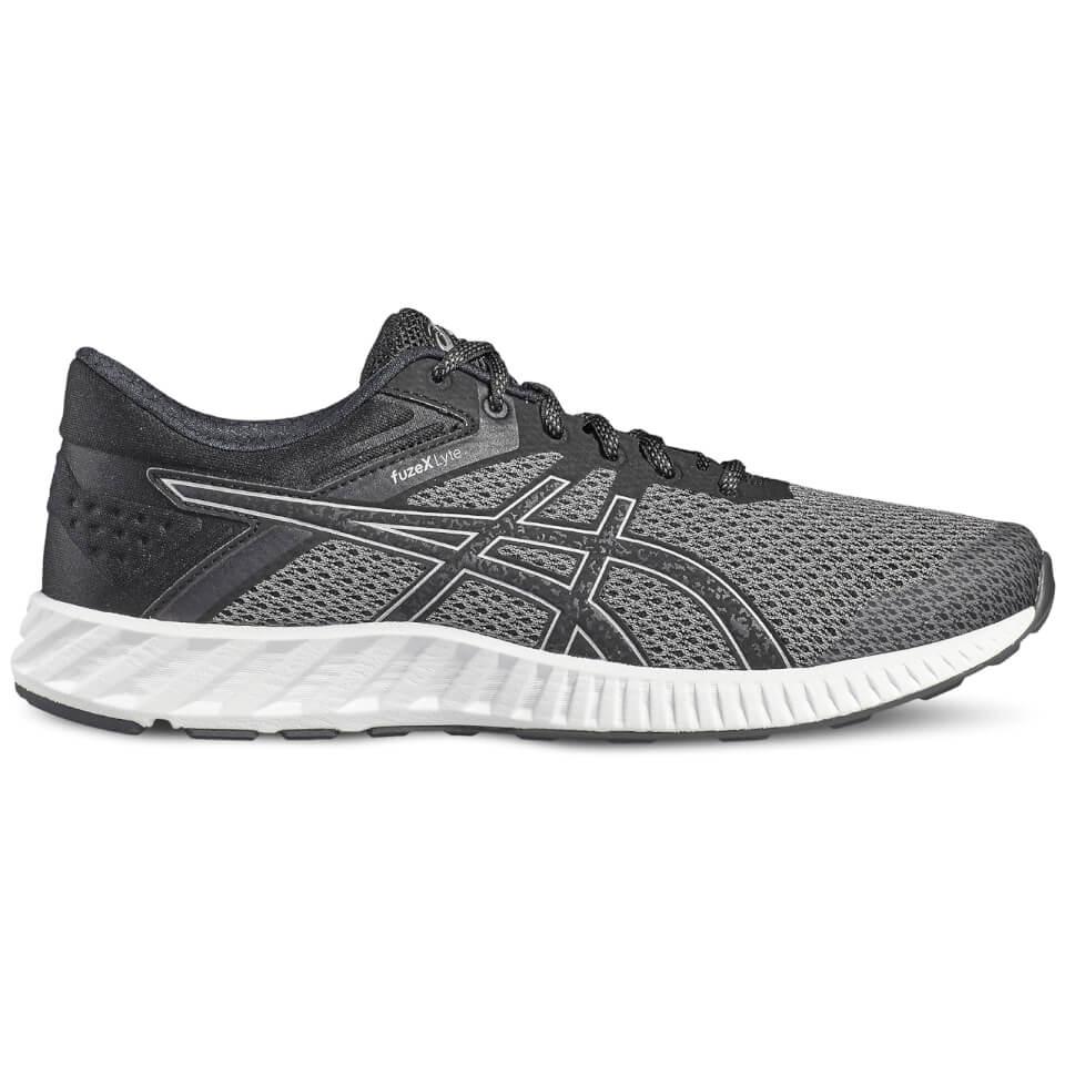 asics-running-men-fuzex-lyte-2-running-shoes-blacksilver-7us-8-blacksilver