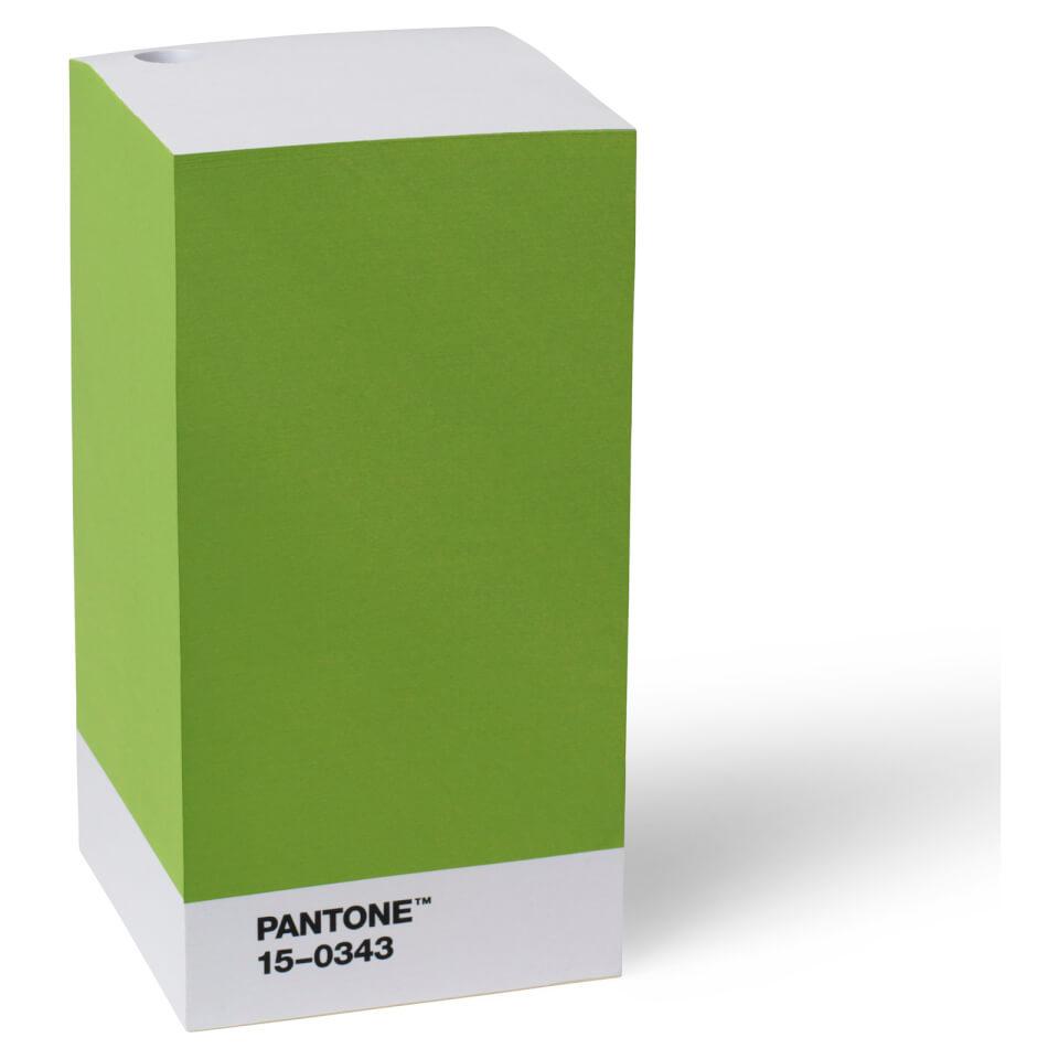 pantone-note-pad-green-15-0343