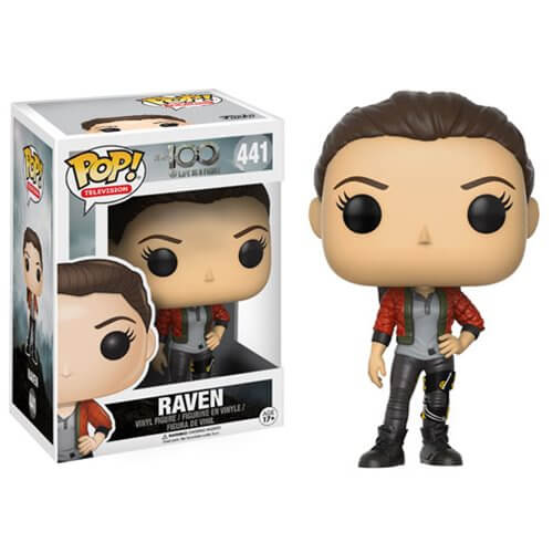 the-100-raven-pop-vinyl-figure