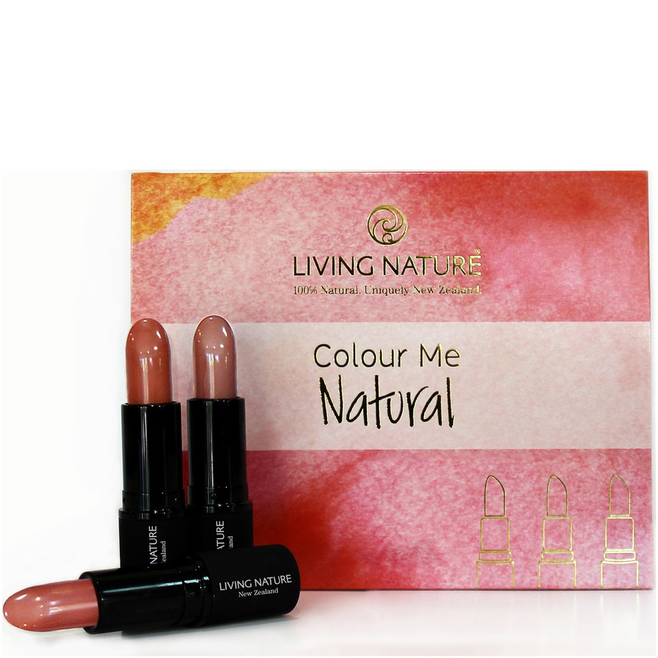 living-nature-colour-me-natural-lipstick-set-3-natural-shades-worth-6000