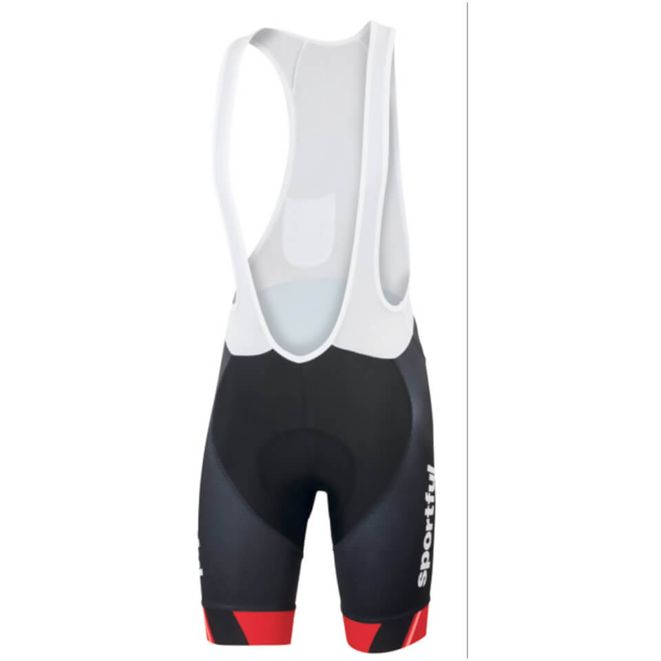 sportful-gruppetto-pro-bib-shorts-black-red-xl