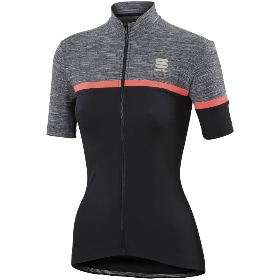 sportful-women-giara-short-sleeve-jersey-black-grey-pink-s