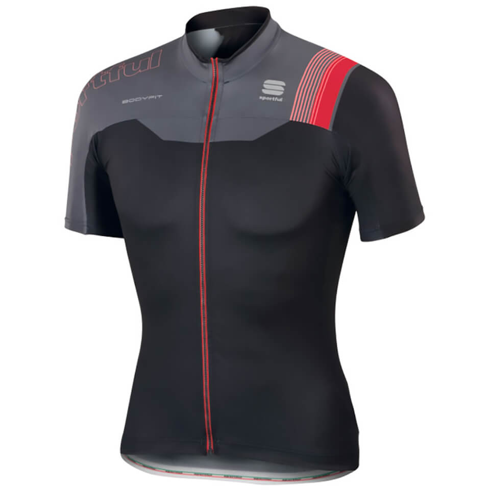 sportful-body-fit-pro-team-short-sleeve-jersey-black-red-xxl-black-red