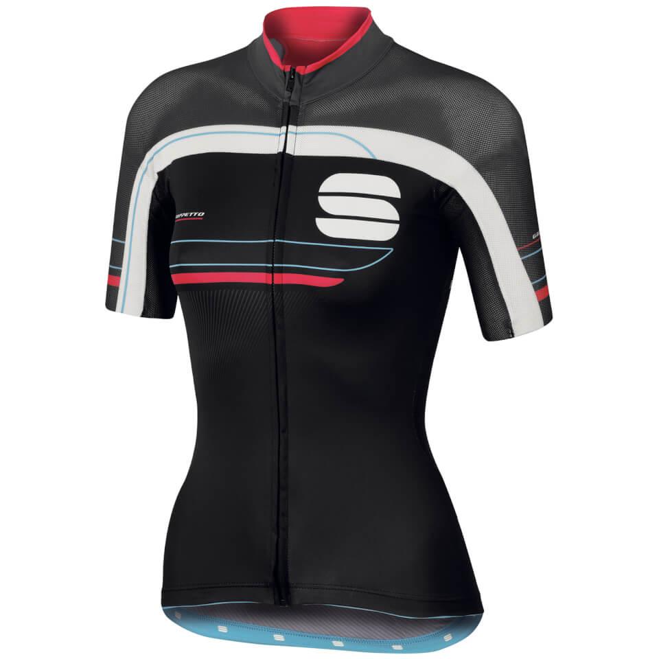 sportful-women-gruppetto-pro-short-sleeve-jersey-black-grey-pink-m-black-grey-pink