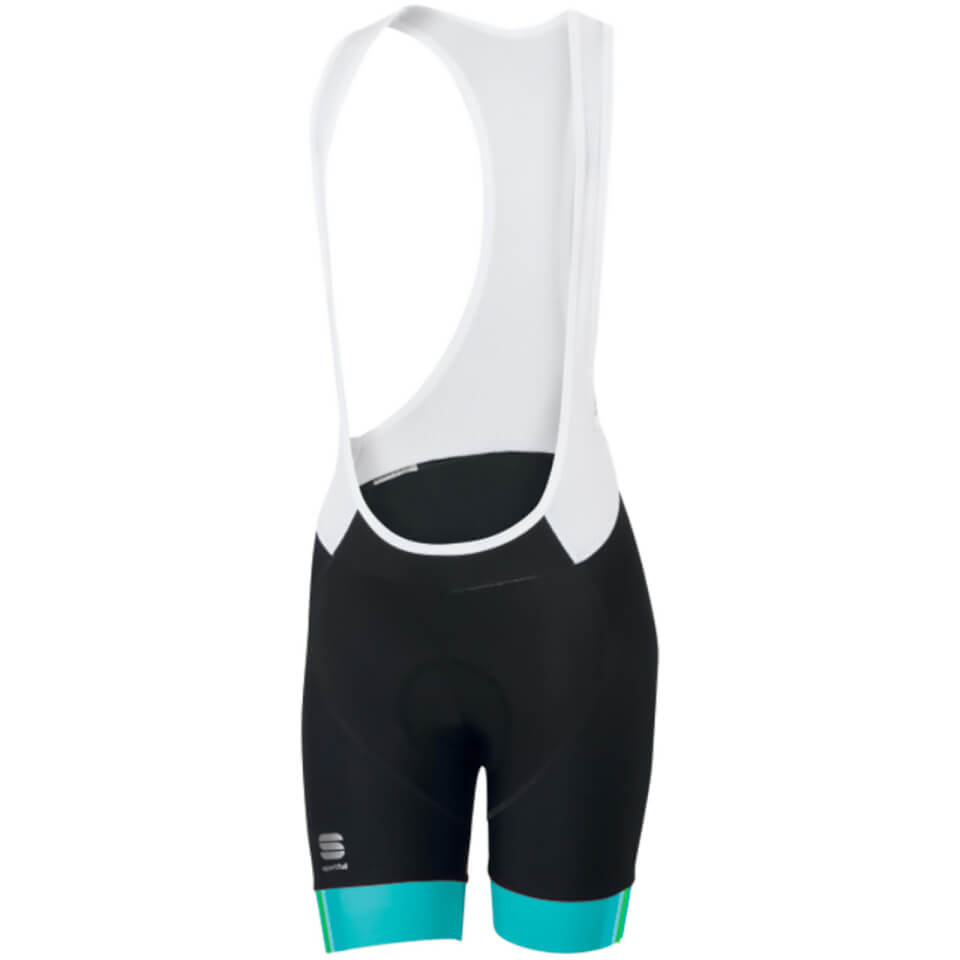 sportful-women-body-fit-pro-bib-shorts-black-turquoise-m