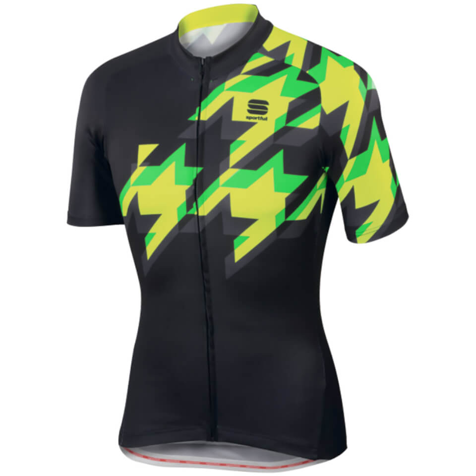 sportful-fuga-short-sleeve-jersey-black-yellow-l